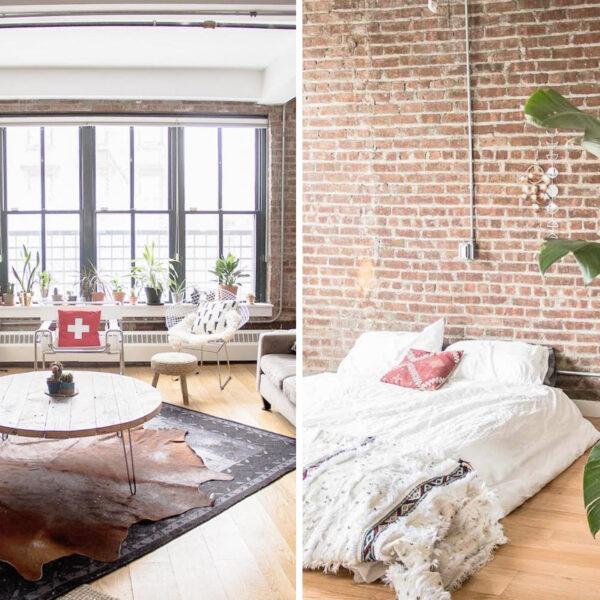 loft style indus à Brooklyn - blog déco - clemaroundthecorner