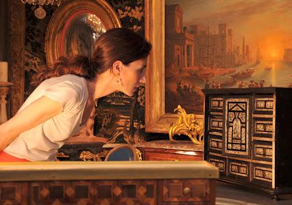 Anne-sophie, le petit studiolo, Visiter les puces de Saint Ouen autrement.