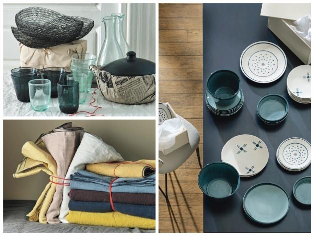 Collection caravane paris textile et art de la table