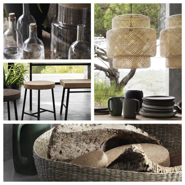Sinnerlig, fruit de la collaboration entre IKEA et la designer londonienne Ilse Crawford.