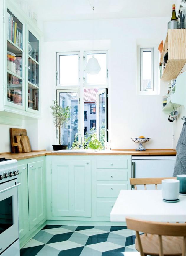 Meubler un appartement avec un petit budget.