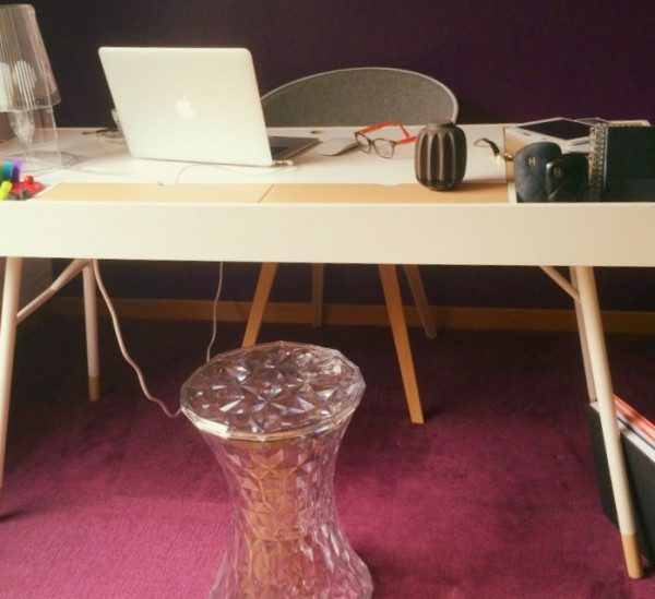 installer coin bureau dans son salon