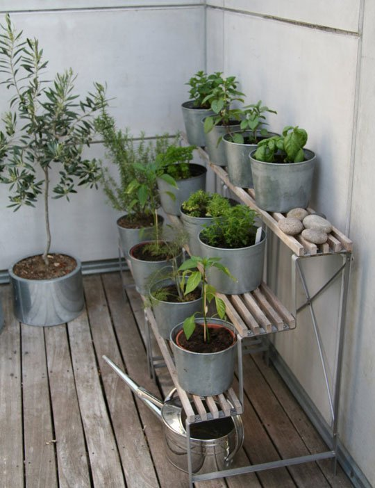 Herreria idee Balcone : Astuces conseils Comment amenager sa terrasse - Clem Around The ...