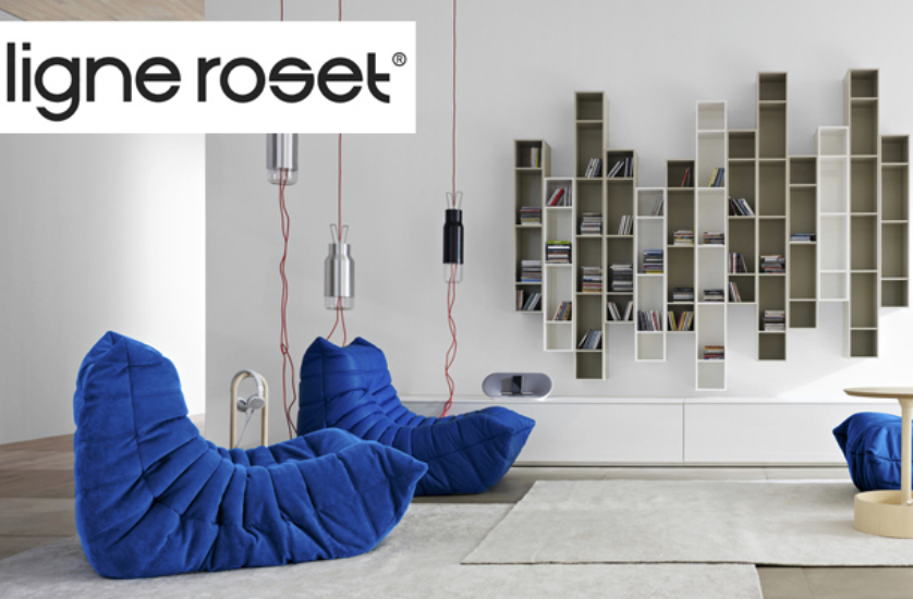 Ligne roset togo l 39 iconique canap blog d co clem for Salon togo ligne roset