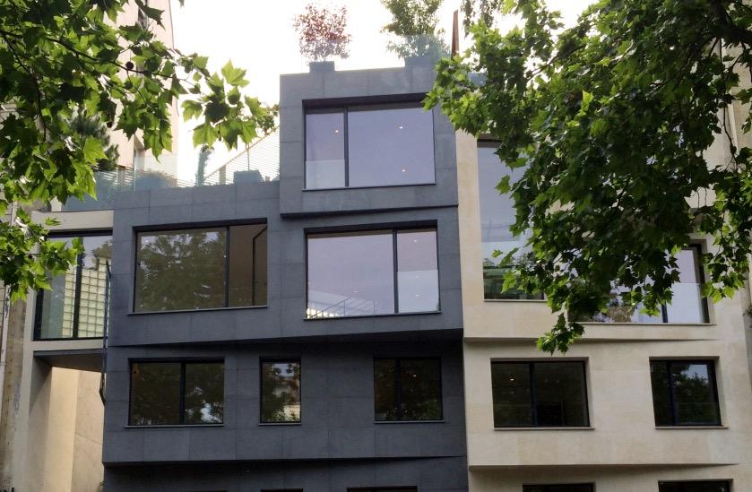 Vincent eschalier loft paris blog d co clem around - Hotel particulier paris bismut architecture ...