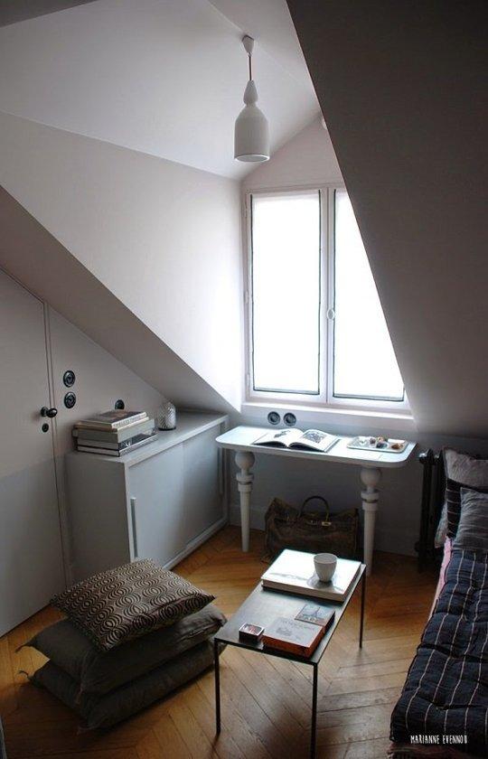 appartement studio 12 m2 dans le marais