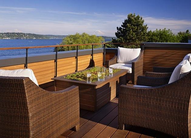 astuces conseils comment am nager sa terrasse clem around the corner. Black Bedroom Furniture Sets. Home Design Ideas