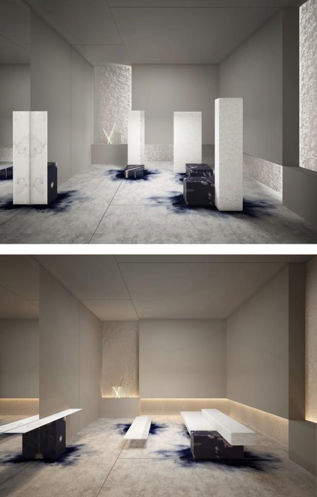 Le salon métamorphose de Gwenael Nicolas.