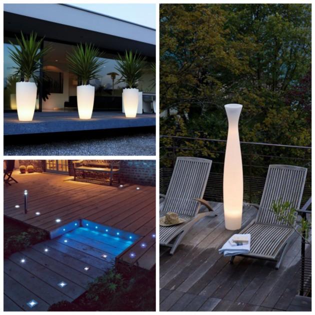 luminaire-extérieur-jardin-solaires-lampes-élégantes-terrase-luminaire