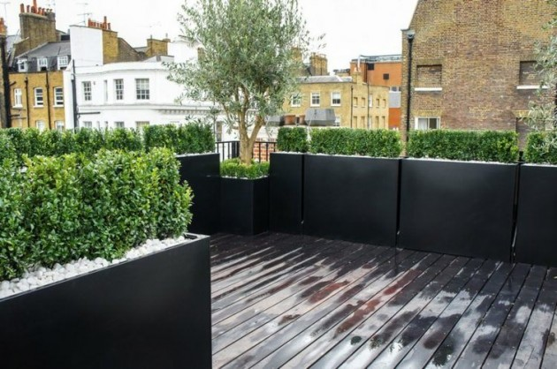 comment am nager sa terrasse les 20 astuces savoir. Black Bedroom Furniture Sets. Home Design Ideas