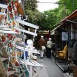 visite des puces de saint ouen Marche dauphine-vernaison