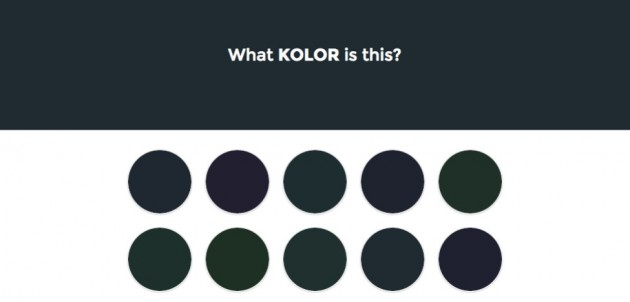 Jeu reconnaitre les couleurs nuance de noir et gris.