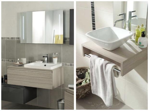 FX Balléry salle de bain mini blanche beige