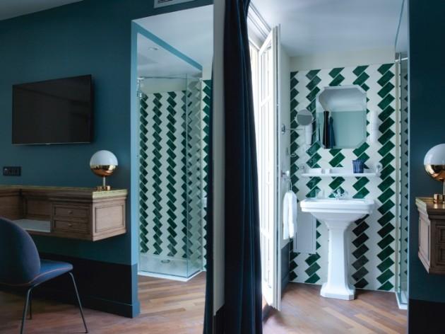 Hotel Bachaumont - Paris 2.