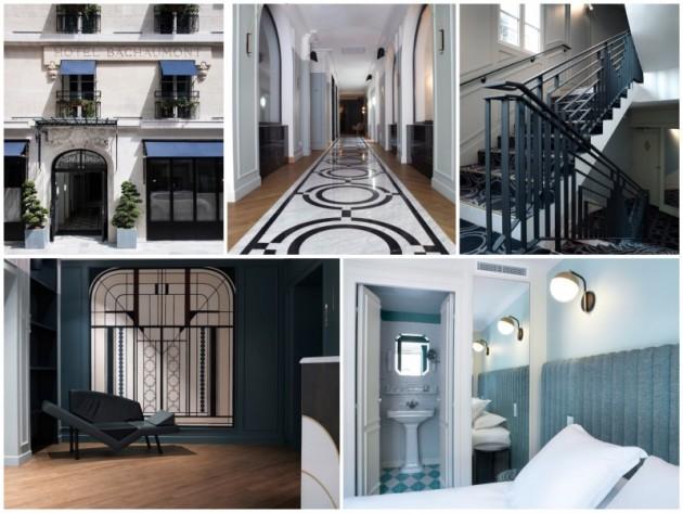 Hotel bachaumont dorothée meilichzon maison et objet 2015 designer de l'année.