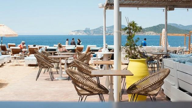 Restaurant Experimental Beach - Ibiza.