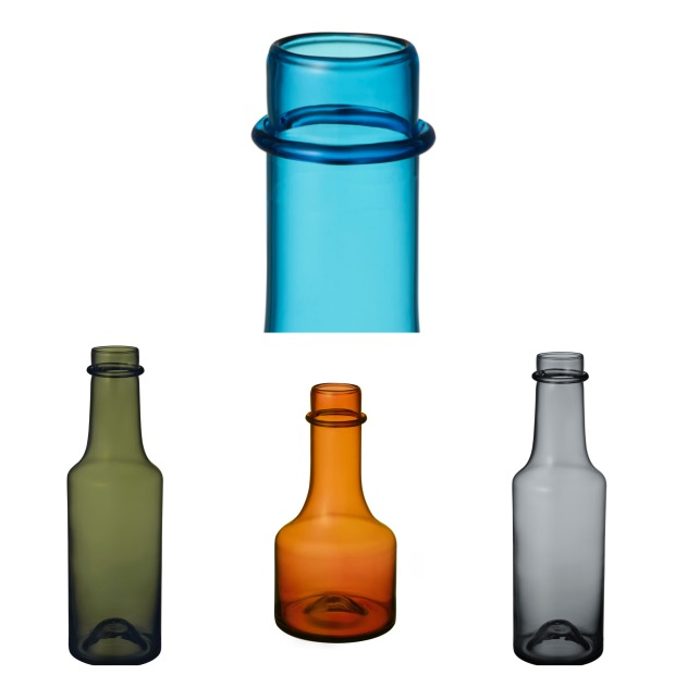 tapio wirkkala x iittala bouteille bottle wirkkala 2015.