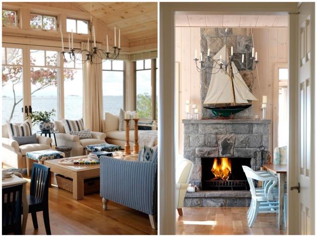 Inspiration La Deco Bord De Mer Blog Deco Architecture D Interieur Clem Around The Corner