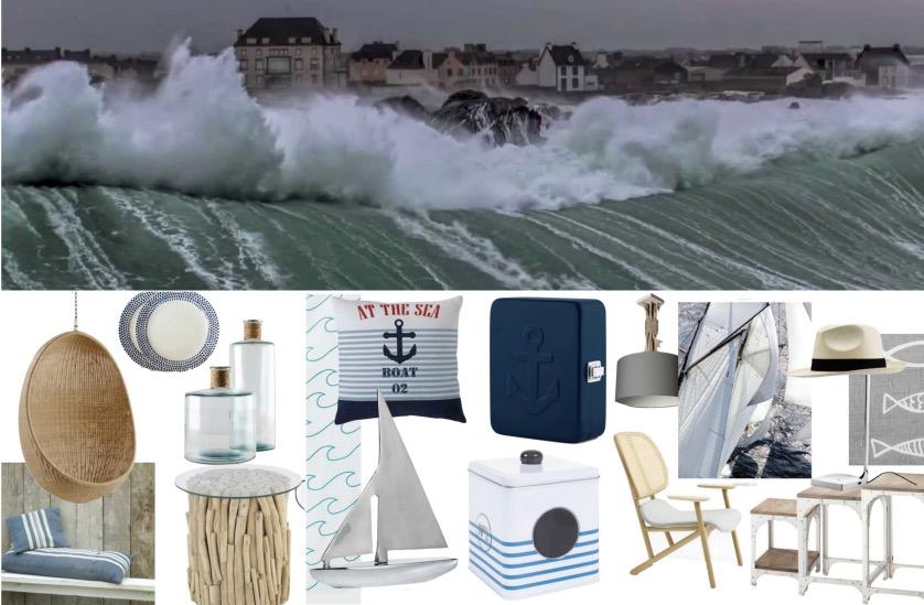 idée déco maison nord de mer