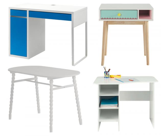 bureau fille pas cher gallery of frais offerts fabrication europenne with bureau garcon pas. Black Bedroom Furniture Sets. Home Design Ideas