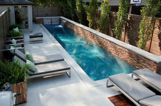 piscine dans un petit jardin id es et inspirations blog d co blog design clem around the. Black Bedroom Furniture Sets. Home Design Ideas
