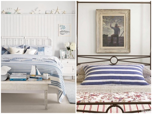 Inspiration la d co bord de mer blog d co architecture d 39 int rieur clem around the corner - Deco chambre mer ...
