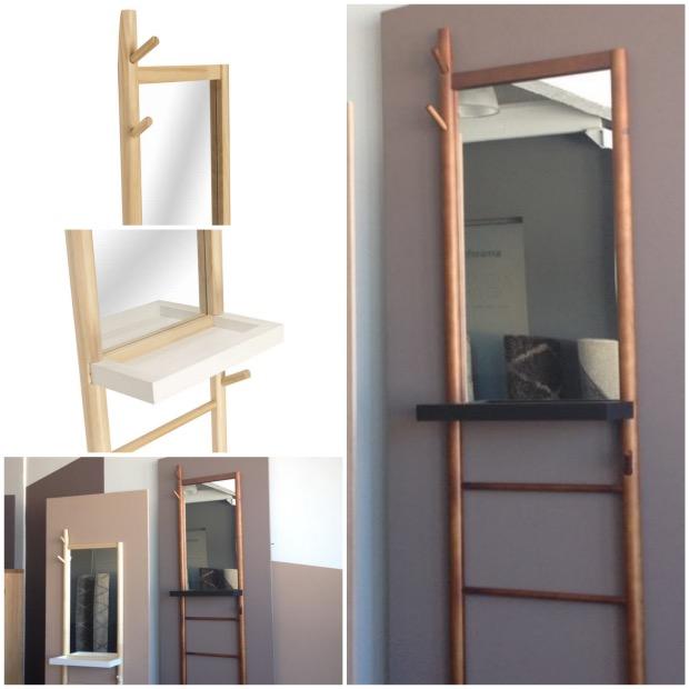 miroir etagere portants meuble petite entree conforama. Nouveautés Conforama AH 2015 2016.