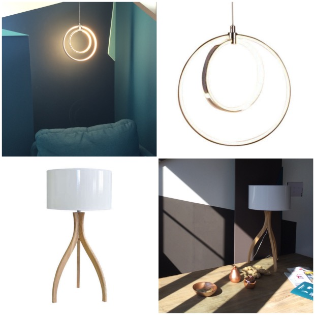 Nouveautés Conforama AH 2015 2016 lampe.