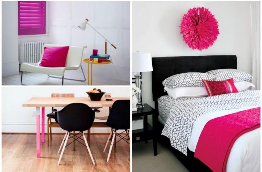 d co rose bonbon inspiration et id es de d coration clem around the corner. Black Bedroom Furniture Sets. Home Design Ideas