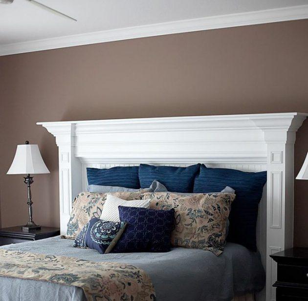 idées pour faire soi-même sa tête de lit DIY