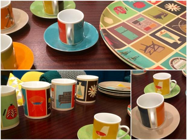 tasse café vintage icône design