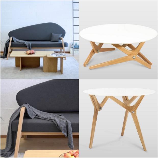mobilier malin petit appartement studio - blog déco - clem around the corner