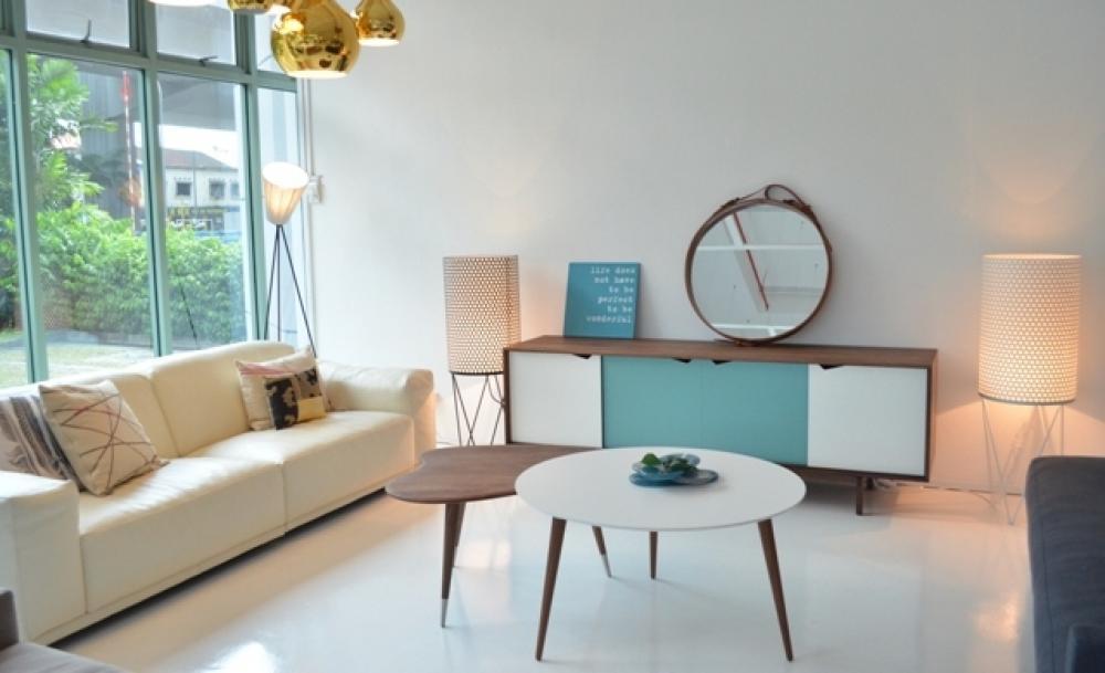Danish design co singapore singapour boutique meuble scandinave.