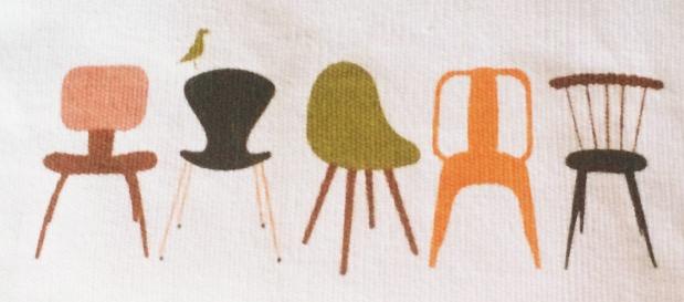 Chaise design icone pas chere dsw eames tolix.