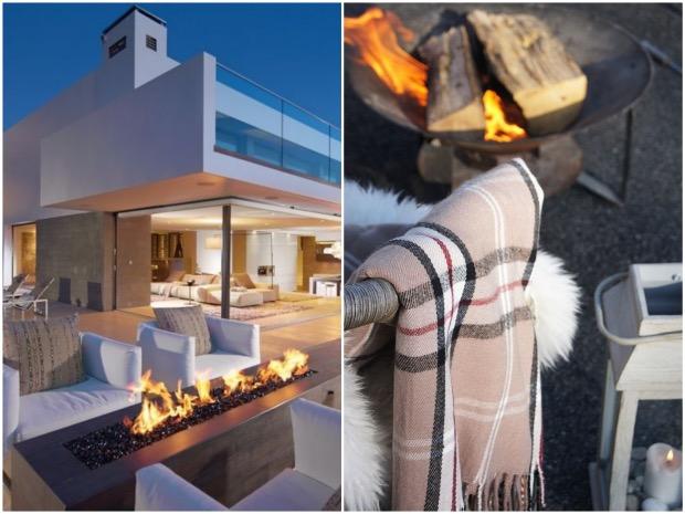 brasero cheminee exterieure equiper sa terrasse pour l'hiver