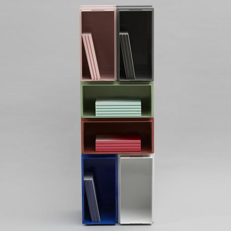 Color box by Normann Copenhagen 80€/pièce.