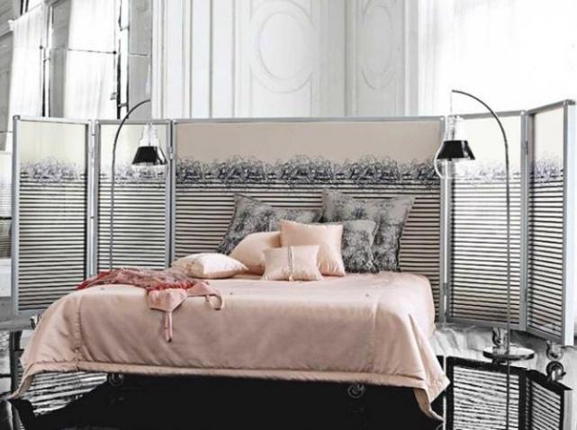 10 id es pour faire soi m me sa t te de lit diy blog - Idee tete de lit originale a faire soi meme ...