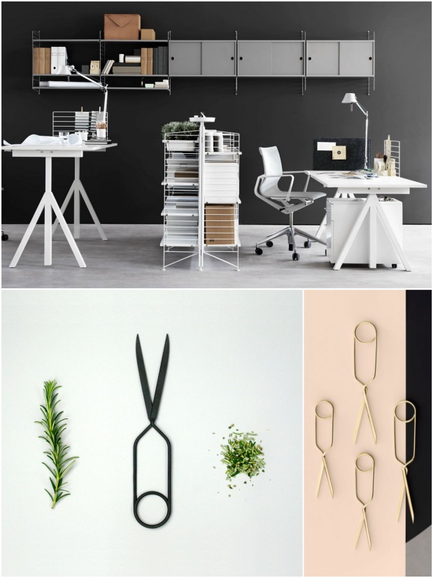 maison & objet septembre 2015 bureau string furniture.