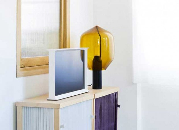ronan erwan bouroullec samsung serif tv television