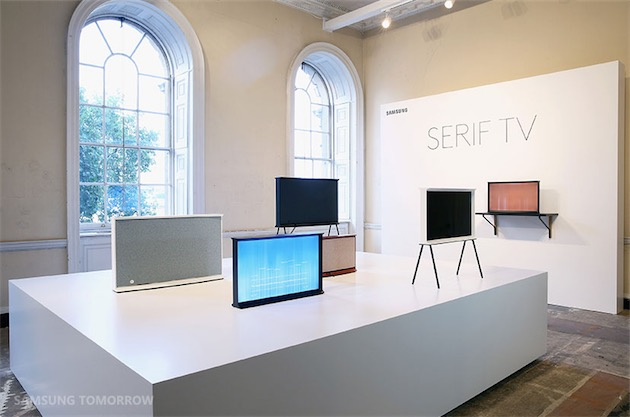 samsung london design week 2015.