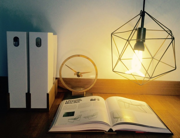 suspension horloge design deco clemaroundthecorner.com .