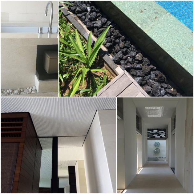 detail design materiaux de construction hotel luxe