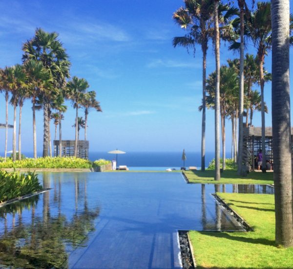 Alila Villas Uluwatu clem around the corner blog design