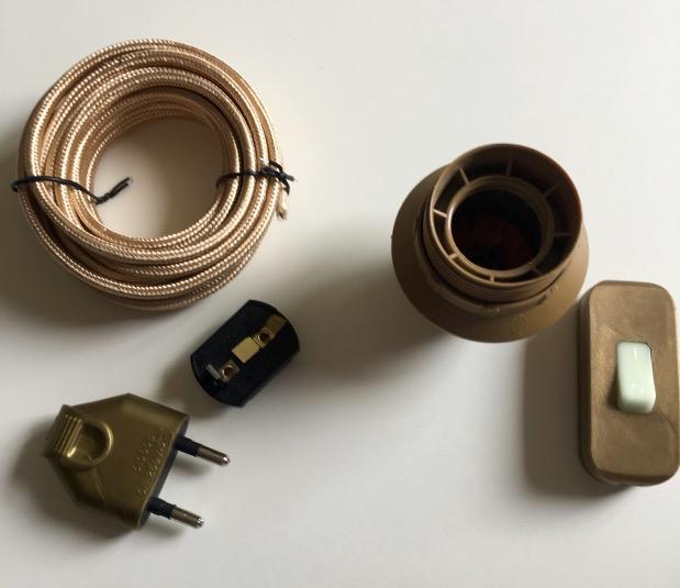 branchement prise electrique baladeuse