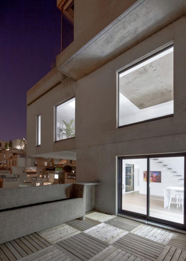 terrasse Moshe Safdie Habitat 67 Studio Practice h67