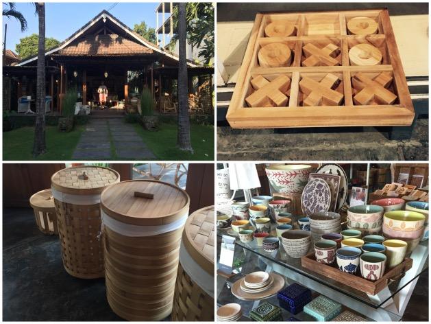 carga bonnes adresses déco à Bali seminyak