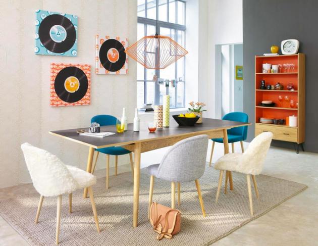 chaises design à moins de 100 euros mdm