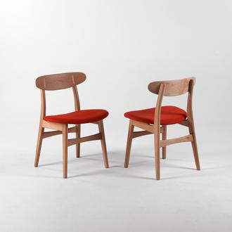 chaises design à moins de 100 Euros fifties