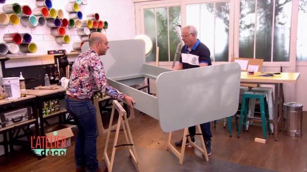 fabriquer un lit pour enfant l'atelier deco france 2