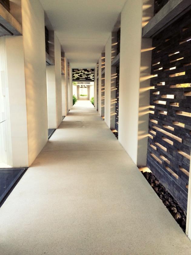 hotel design bali Alila Villas Uluwatu